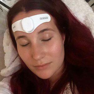 MYND-migreenipanta Jennan testauksessa.
